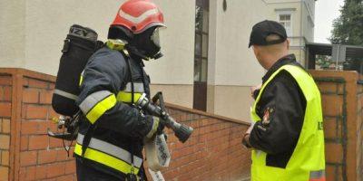 Ćwiczenia ratownicze w siedleckim szpitalu miejskim